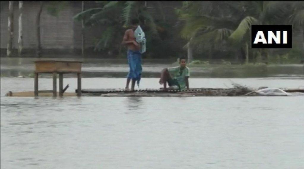 Assam Floods: असम मधील पुरामुळे 25 जिल्ह्यातील 26,69,900 नागरिकांना फटका तर 89 जणांचा बळी