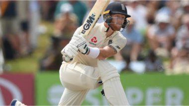 ENG vs WI 2nd Test: बेन स्टोक्स याने टेस्ट सामन्यात टी-20 स्टाईलमध्ये असा मारला षटकार; खेळला 176 धावांचा विक्रमी डाव,(Watch Video)