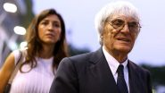 Bernie Ecclestone Becomes Father: माजी F1 प्रमुख बर्नी एक्लेस्टोन 89 व्या वर्षी चौथ्यांदा बनले पिता, पत्नी फैबिना फ्लॉसीने मुलाला दिला जन्म