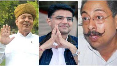 Rajasthan Political Crisis: सचिन पायलट यांना झटका, आमदार भंवरलाल शर्मा, विश्वेंद्र सिंह यांचे काँग्रेस पक्षातून निलंबन; रणदीप सुरजेवाला यांची घोषणा