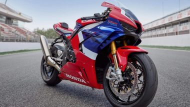 Honda CBR1000RR-R फायरब्लैड आणि SP वेरियंटमधील बाईकची भारतात बुकिंग सुरु, जाणून घ्या फिचर्स