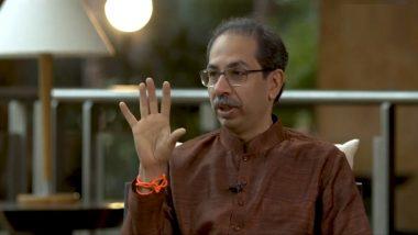 CM Uddhav Thackeray Interview: पोटदुखी हे सुद्धा कोरोना व्हायरस संसर्गाचे लक्षण असू शकेल; मुख्यमंत्री उद्धव ठाकरे यांचा विरोधकांना टोला