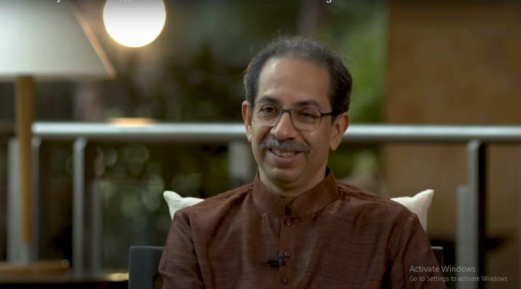 CM Uddhav Thackeray Interview: महाविकासआघाडी सरकारचं भविष्य विरोधी पक्षाच्या हातात नाही- मुख्यमंत्री उद्धव ठाकरे