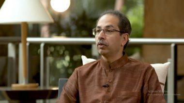 CM Uddhav Thackeray Interview: केंद्रातील एनडीए सरकार  30-35 चाकांची रेल्वेगाडी; मुख्यमंत्री उद्धव ठाकरे यांचा टोला