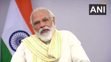 PM Narendra Modi's Address to The Nation Live Streaming: पंतप्रधान नरेंद्र मोदी 6 वाजता देशाला संबोधणार, DD न्यूजवर पहा लाइव्ह