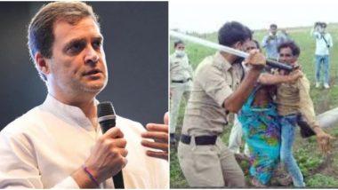 Guna Incident: 'आमची लढाई अन्याविरुद्ध',  गुना येथील पोलीस शेतकरी मारहाण प्रकरणावर राहुल गांधी यांची प्रतिक्रिया