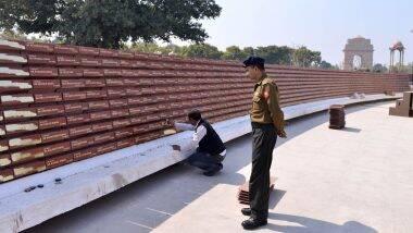 राष्ट्रीय युद्ध स्मारकावर झळकणार लडाख मधील गलवान खोऱ्यात शहीद झालेल्या 20 भारतीय जवानांची नावे