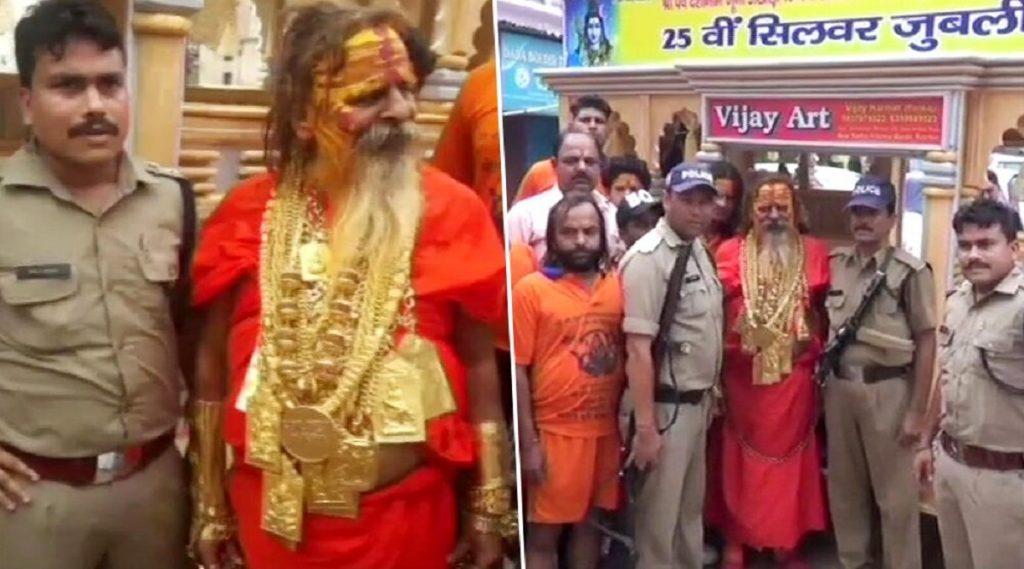 Golden Baba सुधीर कुमार मक्कड याचा मृत्यू; खंडणी, धमकीसारखे अनेक गुन्हे होते दाखल