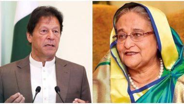 पाकिस्तान-बांग्लादेश यांच्यात वाढतीय जवळीक? इमरान खान यांचा शेख हसीना यांना फोन