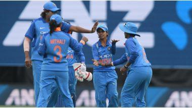 AUS-W Vs IND-W 3rd ODI: भारतीय महिला संघ विरुद्ध ऑस्ट्रेलिया महिला संघातील एकदिवसीय सामन्यात शेफाली वर्मा आणि यस्तिका भाटीया यांचे दमदार अर्धशतक