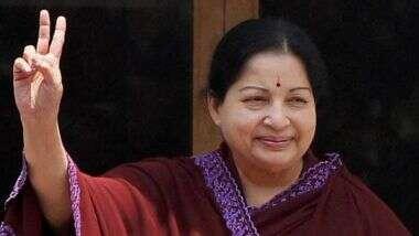 Tamil Nadu: जयललिता यांचे घर Veda Nilayam मधील वस्तू सरकारच्या ताब्यात; सापडले 4 किलो सोने, 601 किलो चांदी, 10 हजार कपडे अशा 32,721 गोष्टी (See List)