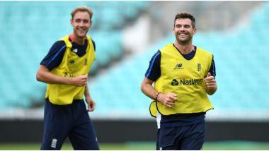 ENG vs WI 3rd Test: वेस्ट इंडीजविरुद्ध निर्णायक सामन्यात इंग्लंड मैदानात उतरवणार जेम्स अँडरसन-स्टुअर्ट ब्रॉडची खतरनाक जोडी? जाणून घ्या काय म्हणाला अँडरसन