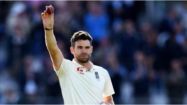 ENG vs WI 1st Test: जेम्स अँडरसनच्या 'या' कृतीने सोशल मीडियावर वादाला सुरुवात, बॉलवर लाळलावल्याचा यूजर्सकडून आरोप, पाहा Video