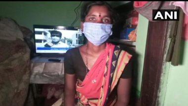 कर्नाटक: मुलांना शिकता यावे यासाठी पैसे नसल्याने महिलेने मंगळसुत्र गहाण ठेवत खरेदी केला टीव्ही