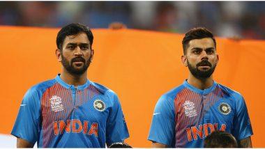 Most Popular Global Cricketers: कोहली कोहली, रोहित शर्मा आणि एमएस धोनी जागतिक स्तरावरील सर्वाधिक लोकप्रिय क्रिकेटपटू; टीम इंडिया सर्वात प्रियक्रिकेट संघ