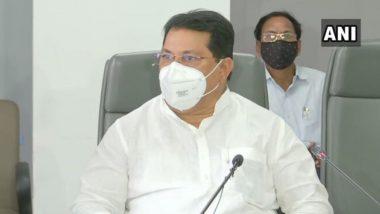 महाराष्ट्र: COVID19 च्या परिस्थिती संदर्भात केंद्राकडून राज्य सरकारला कोणत्याही निधीची मदत नाही- विजय वडेट्टीवार