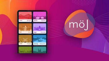 भारतात TikTok बॅन केल्यानंतर Moj व्हिडिओ अॅप लोकप्रिय, 10 लाखांपेक्षा अधिक युजर्सने केले डाऊनलोड