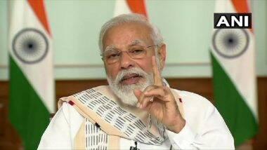 Narendra Modi: पूरसंकटात केंद्र सरकार महाराष्ट्राला सर्वतोपरी सहकार्य करेल; पंतप्रधान नरेंद्र मोदी यांचे मराठीतून ट्विट