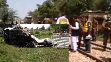 पाकिस्तान मध्ये ट्रेन आणि बस च्या धडकेत 19 शीख भाविकांंचा मृत्यू; पंतप्रधान नरेंद्र मोदी यांनी व्यक्त केलं दुःख