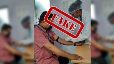 Bharat Biotech Vice-President Dr V.K. Srinivas Takes First Shot Of COVID-19 Vaccine? COVAXIN च्या निर्मात्यांनी फेटाळला दावा, जाणून घ्या सत्य