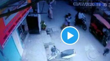 मद्यधुंद पोलिसाने आपल्या गाडीने महिलेला दोन वेळा चिरडले? पोलिसांनी दिले 'हे' स्पष्टीकरण (Watch Video)