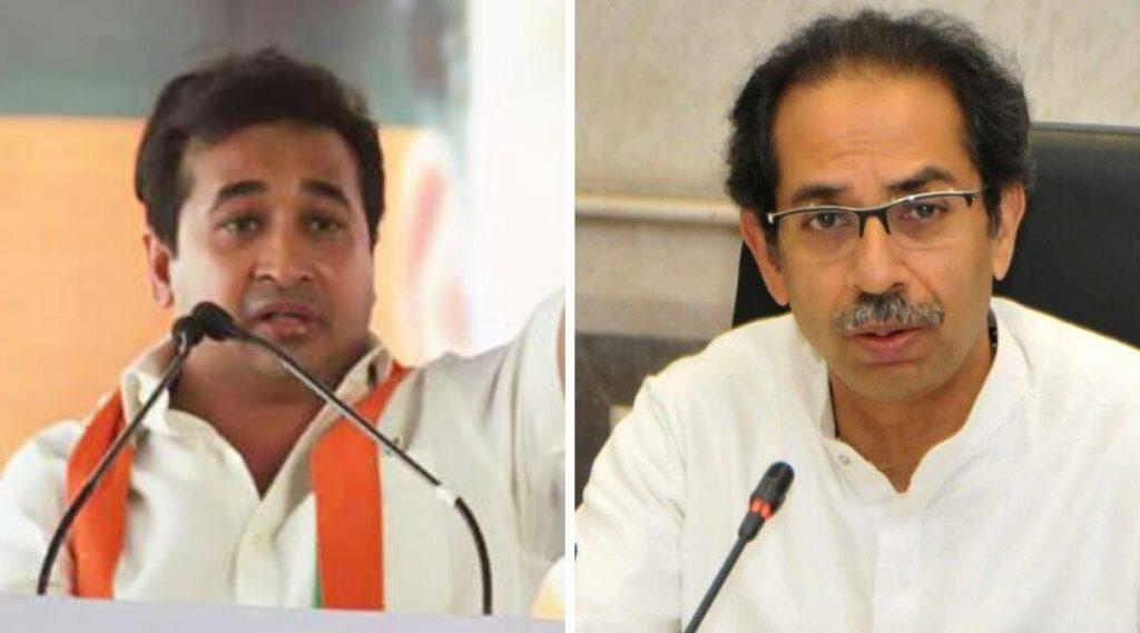 Nitesh Rane Criticizes Uddhav Thackeray: 'टाचणी तैयार आहे, फक्त योग्य वेळ येऊन दया' मुख्यमंत्री उद्धव ठाकरे यांच्या भाषणावर नितेश राणे यांची टीका