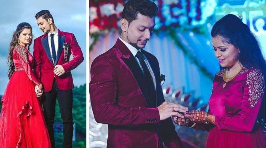 Kartiki Gaikwad Engagement Photos: कार्तिकी गायकवाड आणि रोनित पिसे यांचा साखरपुडा संपन्न, पहा या नव्या जोडीचे सुंदर फोटो