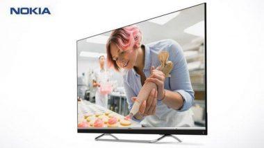 Nokia To Soon Launch 32-Inch, 50-Inch SmartTVs In India: नोकिया आता लवकरच 32-इंच, 50 इंच स्मार्ट टीव्ही भारतात लॉन्च करणार