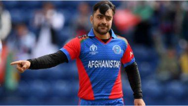 'अफगाणिस्तान वर्ल्ड कप जिंकल्यानंतर लग्न करेन', विधानावर राशिद खानला यूजर्सने केले ट्रोल- म्हणाले'त्याला सलमान खानव्हायचे आहे'