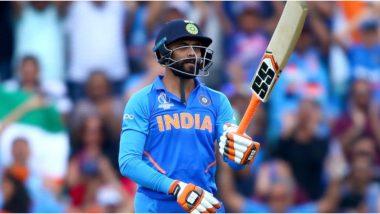 IND vs NZ World Cup 2019 Semi Final: रवींद्र जडेजाला आठवला न्यूझीलंडविरुद्ध 2019 वर्ल्ड कप सेमीफायनलमधील पराभव- म्हणाला, 'आम्ही प्रयत्न केला, पण कमी पडलो'