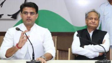 Rajasthan Political Crisis: सचिन पायलट यांना दिलासा, 24 जुलै पर्यंत कोणतीही कारवाई नाही; उच्च न्यायालयाने निर्णय राखून ठेवला