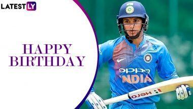 Smriti Mandhana Birthday Special: वनडेमध्ये दुहेरी शतक ठोकणारी स्मृति मंधानाच्या डावखुरा फलंदाज होण्यामागेही कहाणी, पदार्पणाच्या 5 वर्षानंतर बनली ICC सर्वोत्कृष्ट महिला क्रिकेटपटू
