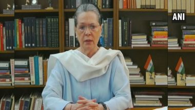 Delhi: काँग्रेस पक्ष अध्यक्षा सोनिया गांधी दिल्ली येथील सर गंगाराम रुग्णालयात दाखल