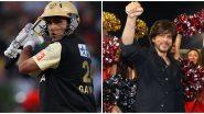 IPL: KKR चं कर्णधारपद देताना दिलेलं वाचन फ्रँचायझी मालक शाहरुख खानने पळाला नाही, सौरव गांगुली यांचा दावा