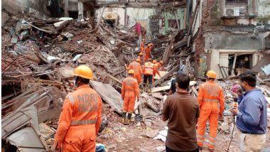 Mumbai Building Collapse Update: फोर्ट येथील इमारत कोसळून झालेल्या दुर्घटनेत 6 जणांचा मृत्यू; बचावकार्य अद्याप सुरु