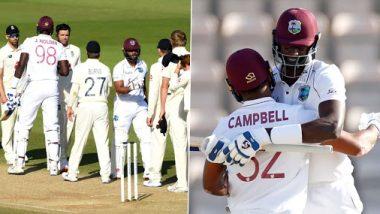 England Vs West Indies 1st Test 2020 Match Result: पहिल्या कसोटी सामन्यात वेस्ट इंडिजचा इंग्लंडवर 4 गडी राखून विजय; मालिकेत आघाडी