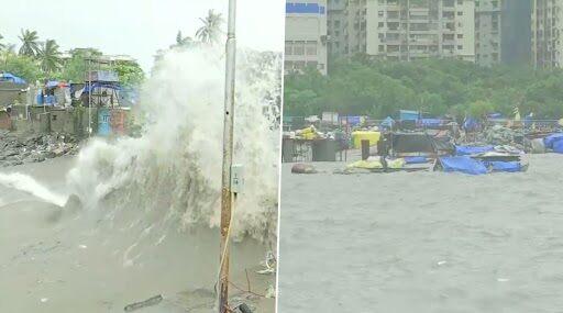 Mumbai Rains: मुसळधार पावसामुळे कुलाबा येथील सखल भागात पाणी साचल्याने मच्छिमारांची स्थानिक प्रशासनाकडे मदतीसाठी मागणी