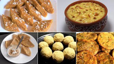 Nag Panchami 2020 Special Recipes: नागपंचमी निमित्त घरच्या घरी बनवा ज्वारीच्या लाह्या, खीर कान्होले, गोड खांडवी सारखे हे स्वादिष्ट पदार्थ!