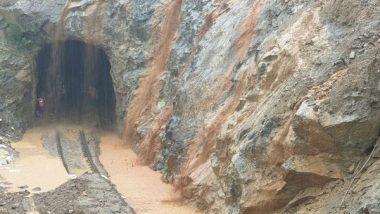 Landslide In Kashedi: कशेडी घाटात दरड कोसळली, मुंबई-गोवा राष्ट्रीय महामार्ग रात्रभर ठप्प राहणार