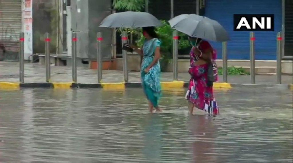 Monsoon Updates 2020: मुंबई, रायगड, ठाणे जिल्ह्यात पुढील 3 तासात मुसळधार पाऊसाची शक्यता
