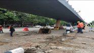 पुणे: सावित्रीबाई फुले विद्यापीठ चौकातील पूल पाडण्यास आजपासून सुरुवात; तीन टप्प्यात पूर्ण करणार पूल पाडण्याचे काम