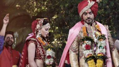 Urvashi Rautela Marriage: अभिनेत्री उर्वशी रौतेला ने लॉकडाऊनमध्ये गौतम गुलाटीसोबत केलं लग्न? पहा व्हायरल फोटो