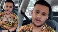 कॉमेडियन अग्रिमा जोशुआ विरोधात एका यूट्युबरकडून अश्लील भाषेचा वापर; गृहमंत्री अनिल देशमुख यांच्याकडून कडक कारवाई करण्याचे आदेश