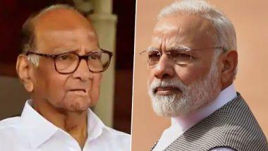 Ayodhya Ram Mandir: 'राम मंदिर बांधून कोरोना जाणार नाही' राष्ट्रवादी अध्यक्ष शरद पवार यांचा पंतप्रधान नरेंद्र मोदी यांना टोला