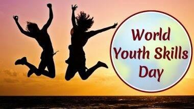 World Youth Skills Day 2020: 'जागतिक युवा कौशल्य दिना'निमित्त आज रोटरी क्लब ऑफ बॉम्बेतर्फे प्रशिक्षणार्थींना मोबाईल टॅबलेट वितरणाचा ई-शुभारंभ