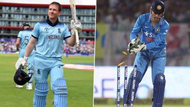 ENG vs IRE 3rd ODI: कर्णधार इयन मॉर्गनचा एमएस धोनीला दे धक्का, तिसऱ्या वनडे सामन्यात शतक झळकावत नोंदवला अनोखा विक्रम