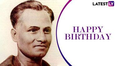 Dhyan Chand Birthday Special:मेजर ध्यानचंद यांचा आज115वा वाढदिवस,जाणून घ्या ऑलिम्पिक सुवर्णयुगाचे शिल्पकार असे बनलेबनले'हॉकीचे जादुगार'