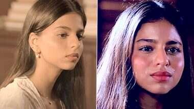 Suhana Khan च्या डोळ्यात का आले अश्रू? खरं कारण ऐकून चाहत्यांना बसेल सुखद धक्का!
