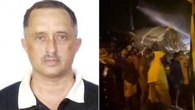 Sword of Honor असलेल्या वैमानिक दीपक साठे यांचा केरळमधील कोझिकोड येथे  Air India विमान अपघातात मृत्यू