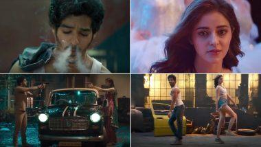 Khaali Peeli Teaser: अनन्या पांडे, ईशान खट्टर च्या 'खाली पिली' सिनेमाचा टीझर प्रदर्शित! (Watch Video)